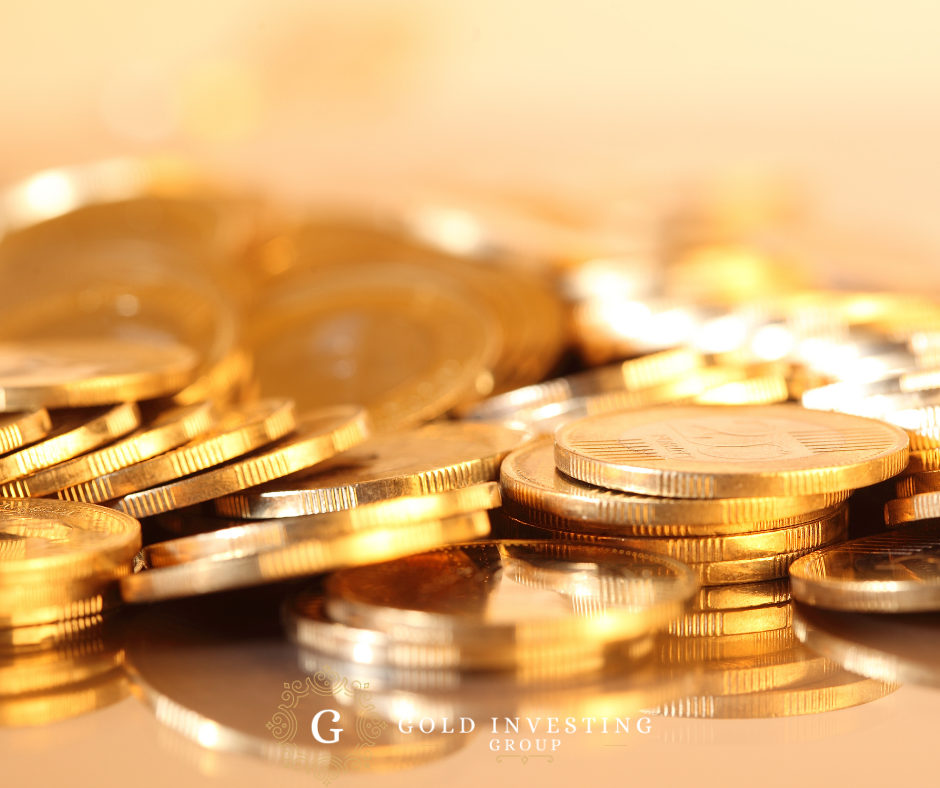 Gold Investing Group Gold Coins