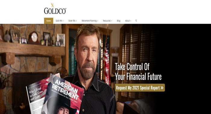 Goldco Review Retirement