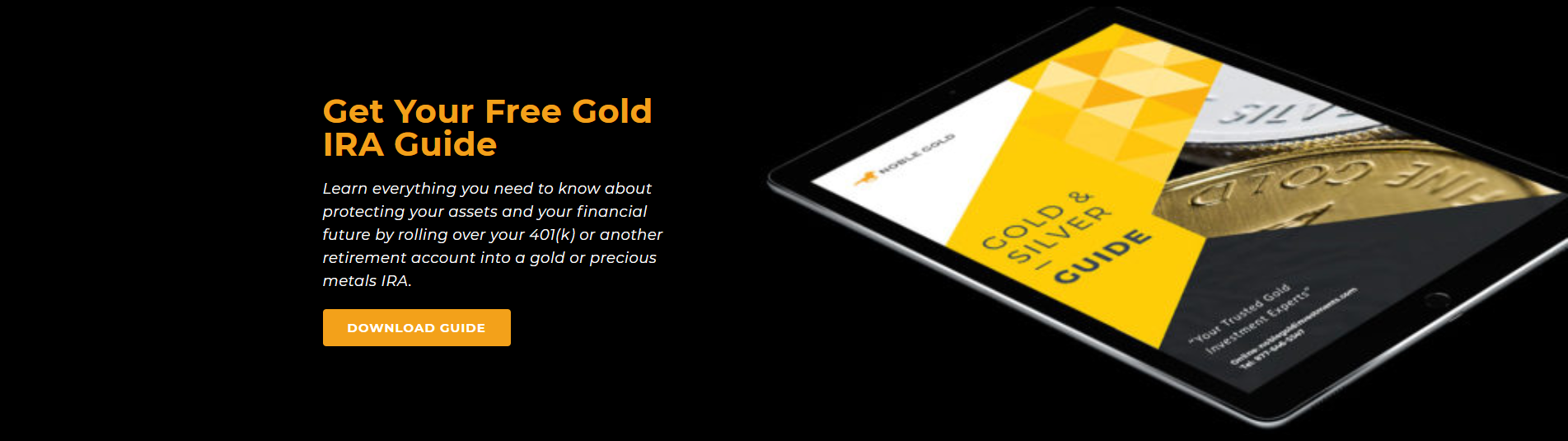Noble Gold Review Free Gold IRA Guide