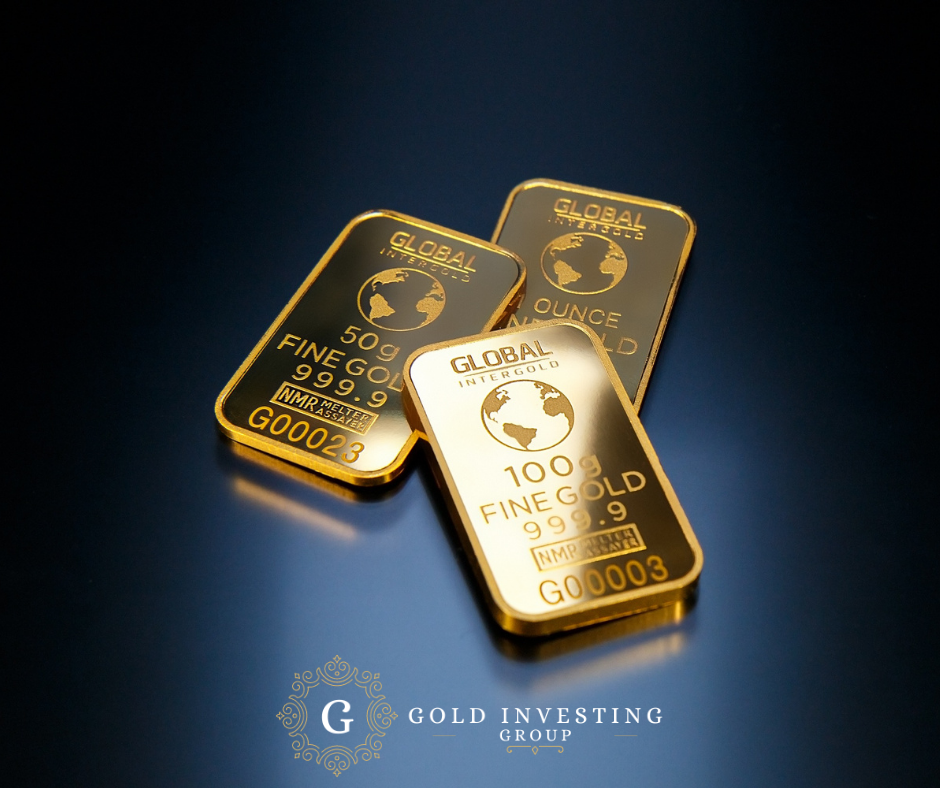 Pure Gold Bar Gold Investing Group